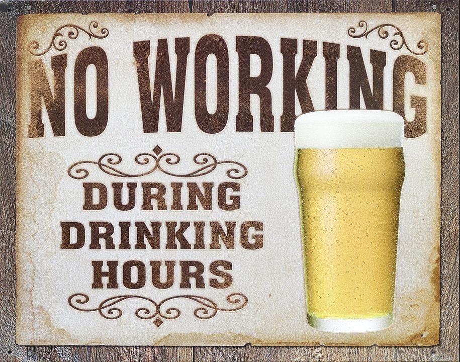 La bière après l'effort est inadaptée au travaille de récupération de l'organisme