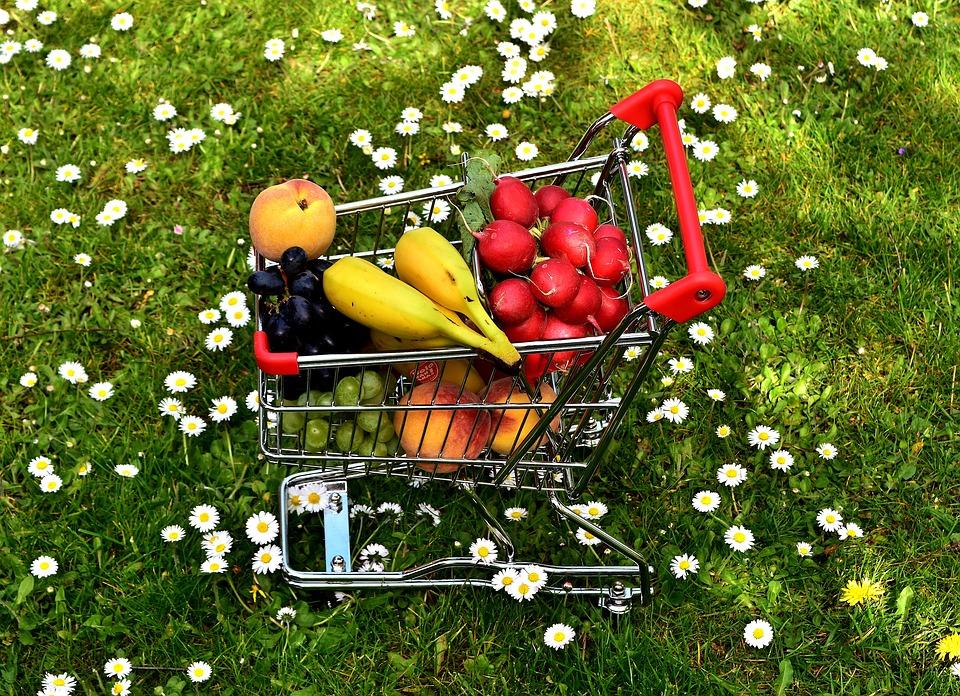 Fruits pour compléter la ration de récupération