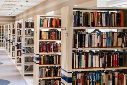 bibliothèque par jarmoluk